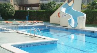 Met name hot oktober in de appartementen voor huur Sa gavina (l'Estartit)