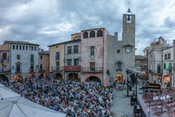 Muziekfestival van torroella l'estartit 2014
