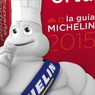 Michelin gids 2015