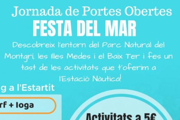 Het nautisch station van l'Estartit in dag van open deuren – Mei 2019