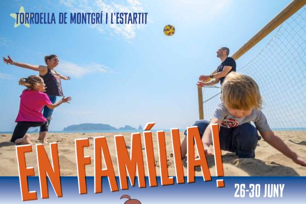 In Familie! Appartementen te huur in Estartit en een compleet programma van activiteiten voor het hele gezin – Juni 2019