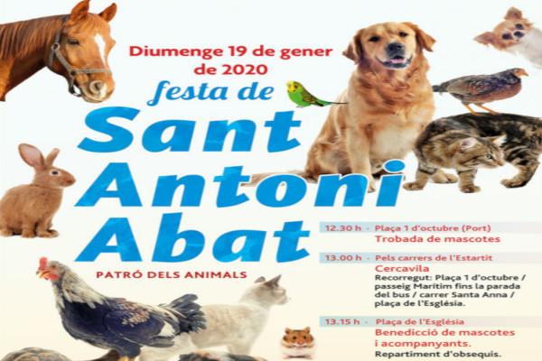 """Festa de Sant Antoni Abat"" – Januari 2020"