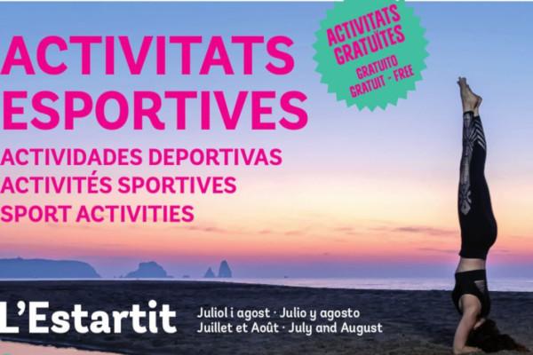 Sports activities summer 2020 – Juli 2020