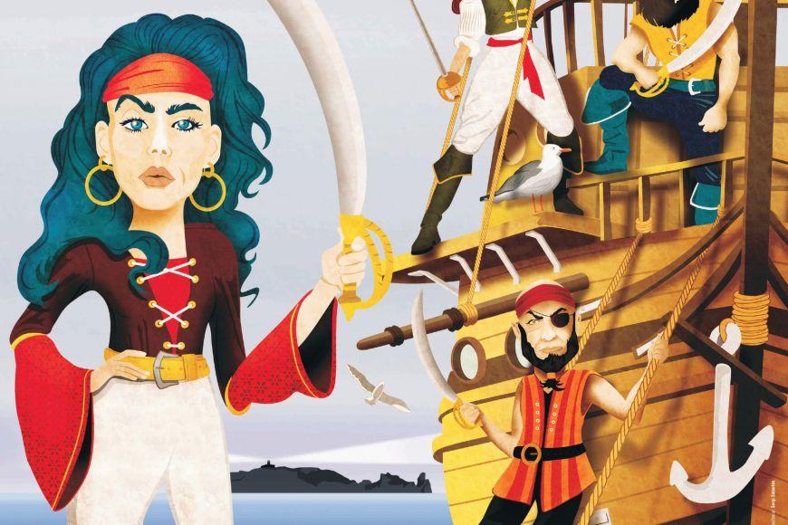 Pirates and Corsairs Fair